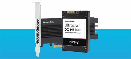 Ultrastar DC ME200 é nova solução da WD para expandir memória de servidores