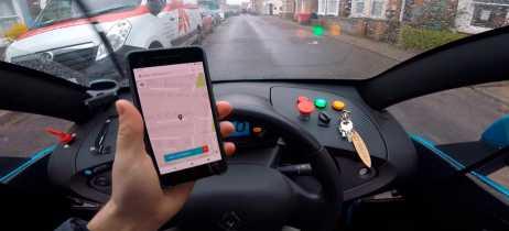 Este carro autônomo dirige utilizando GPS, câmera e poucos dados; assista ao vídeo