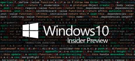 Microsoft libera Build 18917 (20H1) com otimização de banda de downloads, WSL 2 e narrador