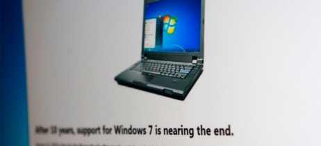 Windows 7 vai parar de receber suporte em janeiro de 2020; entenda o que isso significa