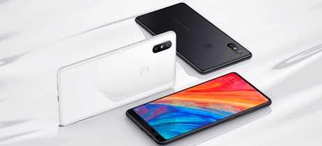 Xiaomi se manifesta sobre o problema na câmera do Mi Mix 2S que deixa listras pretas na tela