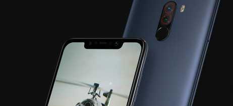 Xiaomi Pocophone F1, o smartphone barato com Snapdragon 845 está em promoção