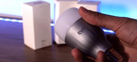 Yeelight: a solução de iluminação inteligente da Xiaomi