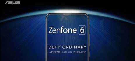 Asus faz teaser do Zenfone 6 sem nenhum entalhe na tela [Atualizada]