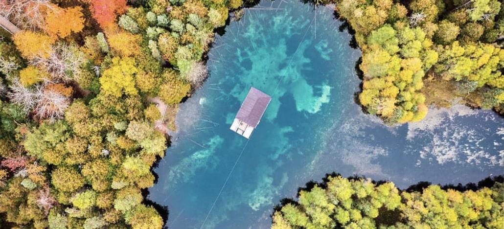 Veja as melhores fotos e vídeos capturados por drones em 2018!