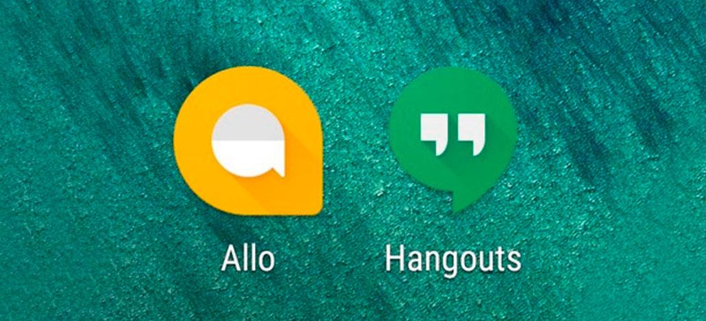 Google anuncia oficialmente que Hangouts clássico e Allo serão desativados em breve