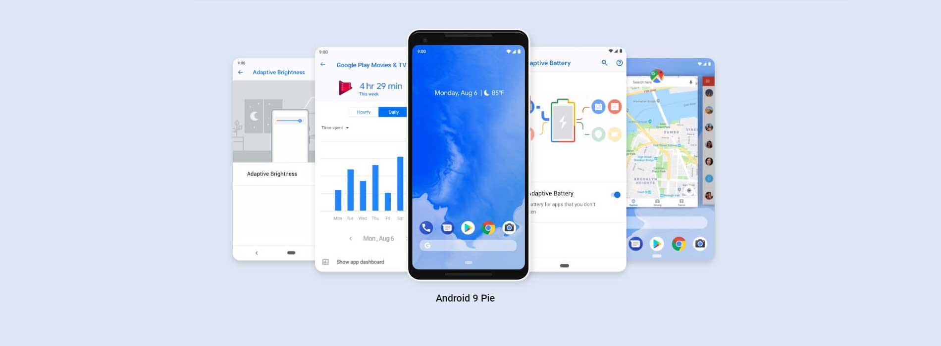 c410d4c80d3 Android 9 Pie  mergulhamos na interface e funções e mostramos pra vocês o  que mudou