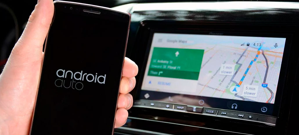 Smartphones com Android P terão suporte para Android Auto sem fio