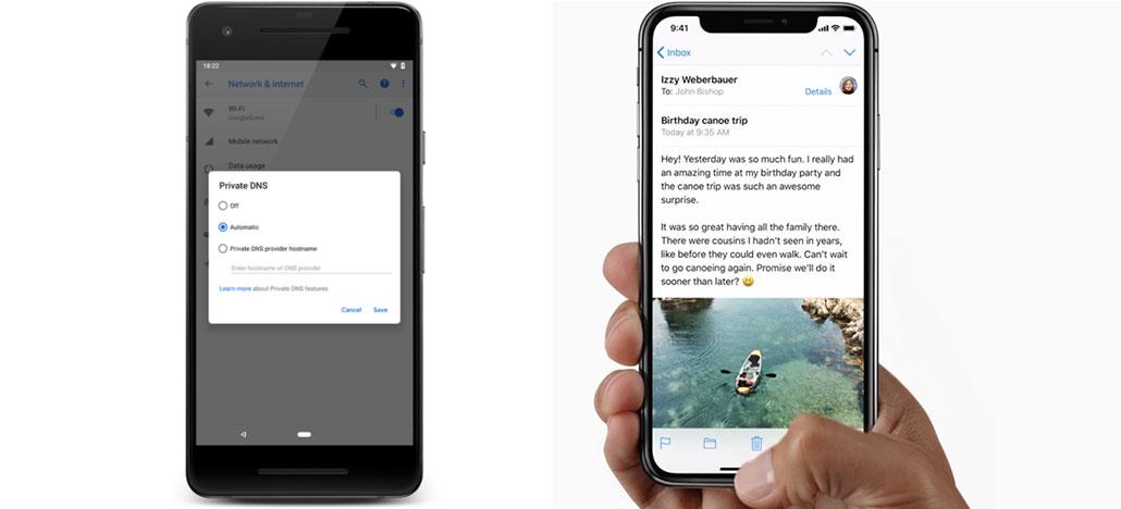 Google estaria testando gestos de navegação do iPhone X no Android P