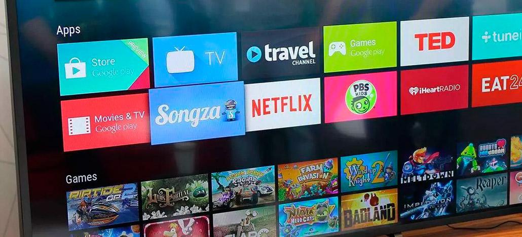 Google confirma 2 mil novos aplicativos disponíveis para Android TV em 2019