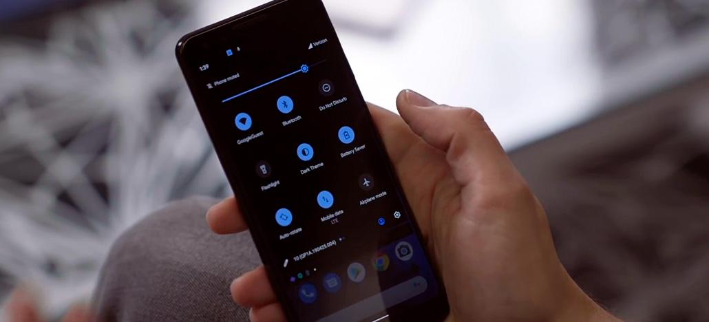 As novidades do Android 10 Q apresentadas na Google I/O