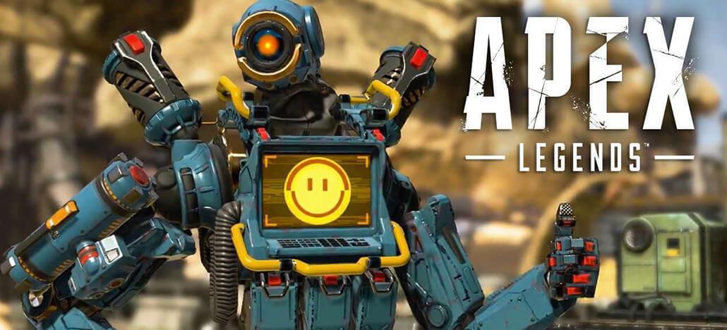 Versão mobile de Apex Legends, concorrente de Fortnite e PUBG, pode chegar em breve