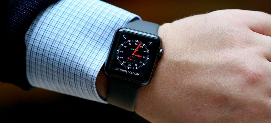 Apple Watch vendeu mais unidades que todos os smartwatches concorrentes juntos em 2017