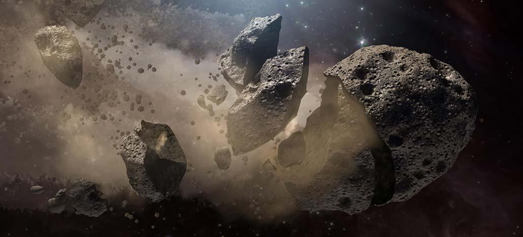 nasa alerta que asteroide de 55 milh245es de toneladas