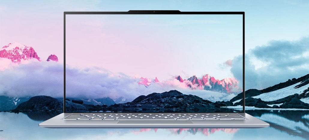CES 2019: Com bordas finas, ZenBook S13 possui notch para fora da tela