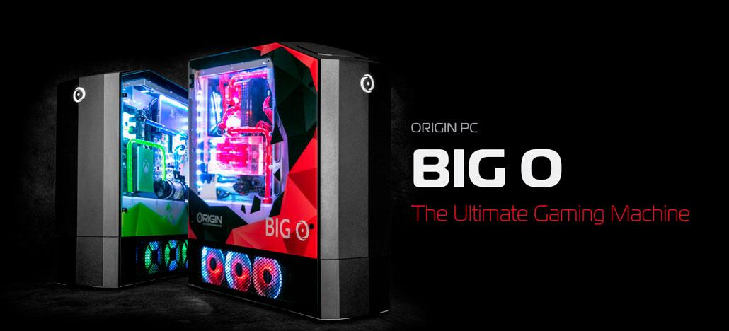 Sonho de consumo: Origin Big O reúne PC, PS4, Xbox e Switch em um só lugar