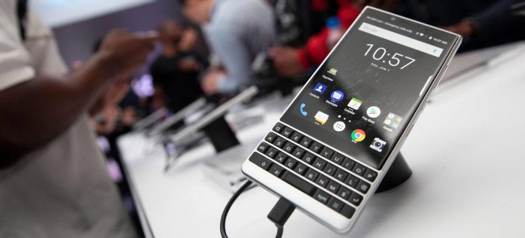 BlackBerry processa Twitter alegando infração de patentes