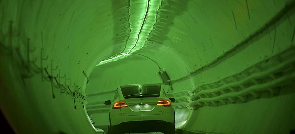 Resultado de imagem para Boring Company fecha 1º contrato e fará túnel de transporte em Las Vegas