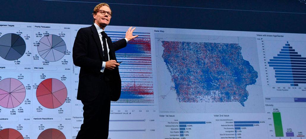 Cambridge Analytica, que usou dados do Facebook na campanha de Trump, está