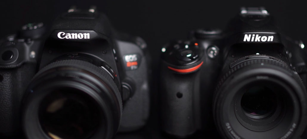 Efeito smartphone: Nikon e Canon registram quedas nos lucros