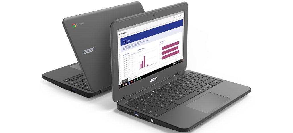 Acer começa a fabricar Chromebook N7 no Brasil