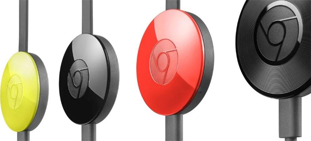 Próxima geração do Google Chromecast poderá chegar com suporte a Bluetooth