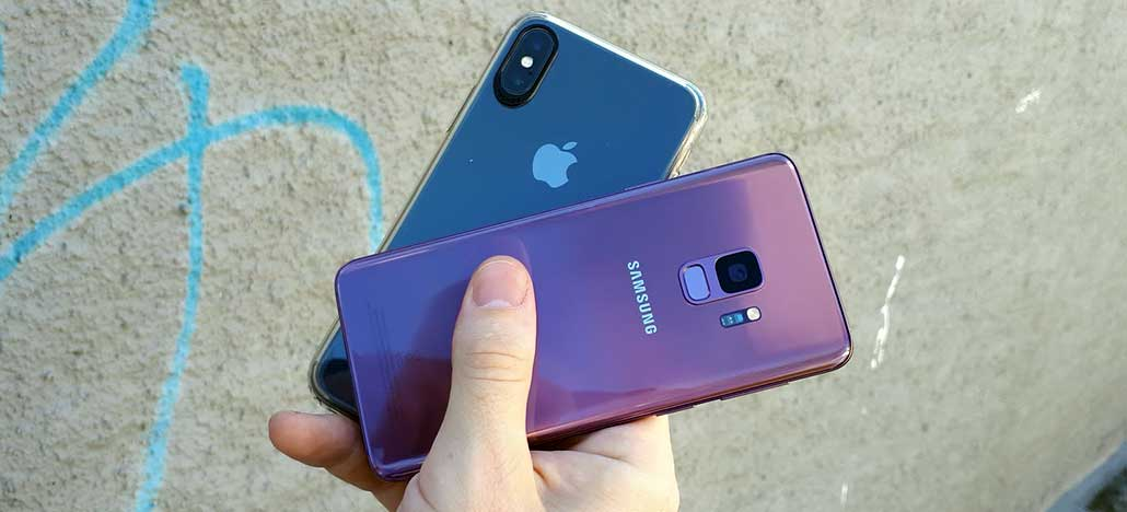 aa3878100 Quem faz fotos melhores  iPhone X ou Galaxy S9  Veja o comparativo ...