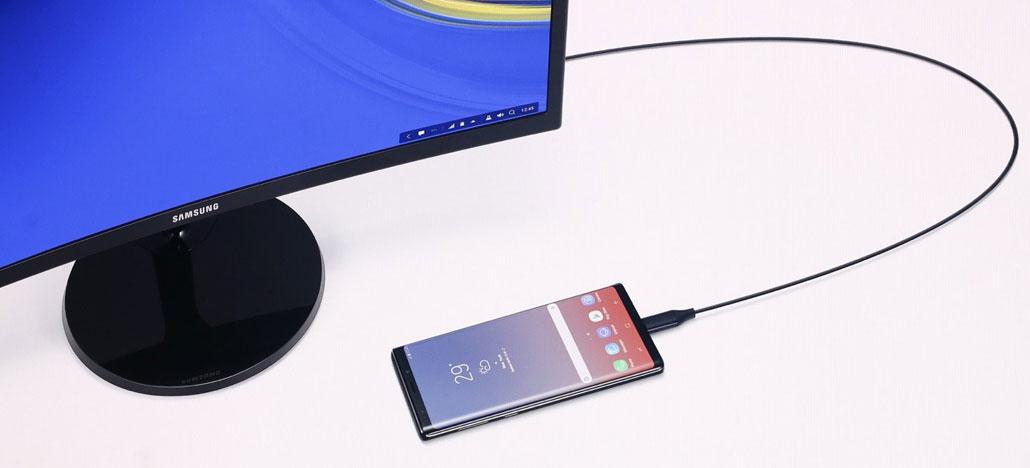 Samsung começa a vender adaptador USB-C/HDMI para o Galaxy