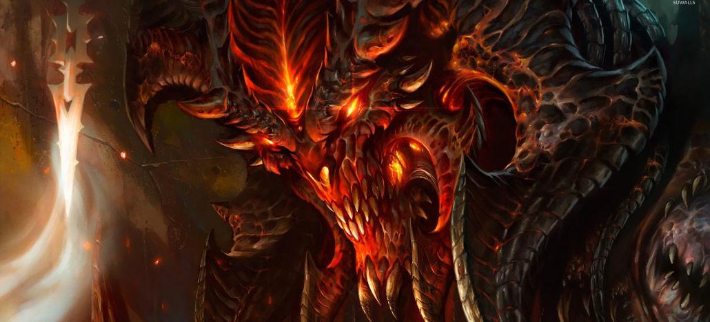 Netflix está fechando uma série animada baseada em Diablo com roteirista de Hellboy