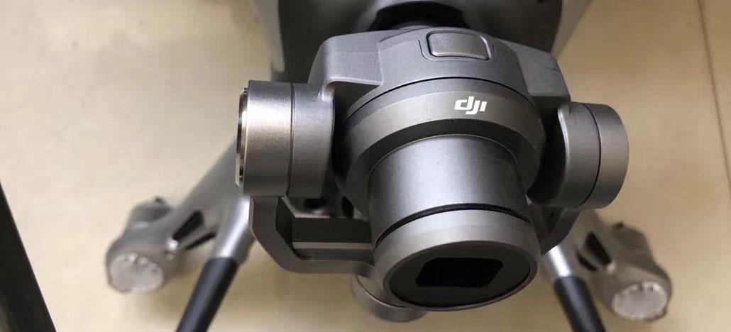 Imagens vazadas mostram o suposto DJI Phantom 5 [Rumor] +Update