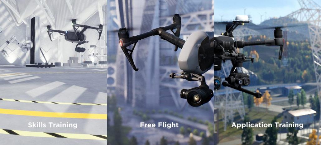 DJI Flight Simulator já está disponível para você aprender a pilotar os drones da empresa