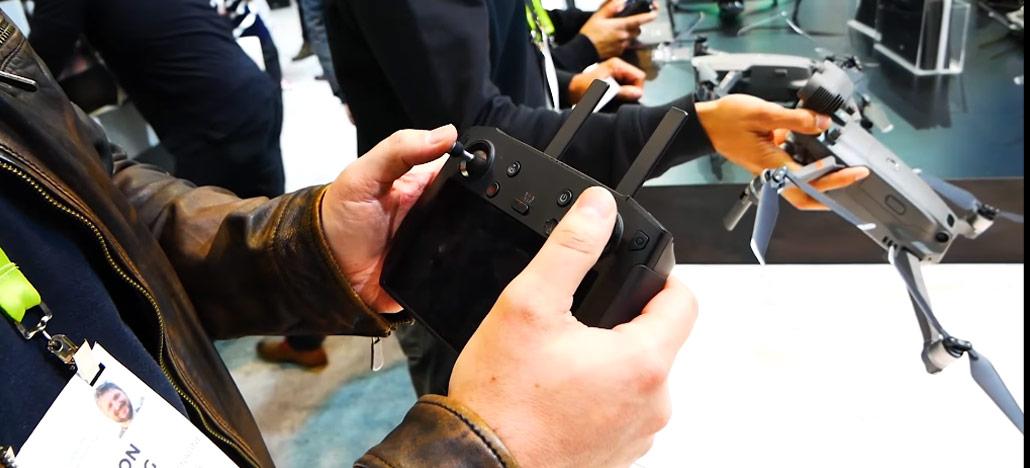 Confira nosso hands-on com o DJI Smart Controller diretamente da CES 2019