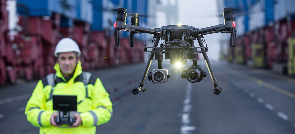 DJI apresenta nova linha de drones profissionais Matrice 200 V2