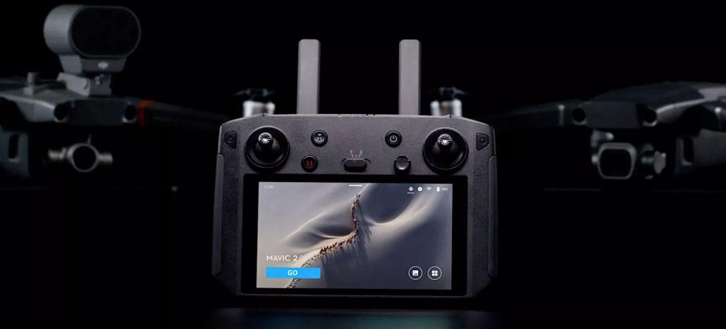 DJI Smart Controller para Mavic 2 é anunciado por US$649