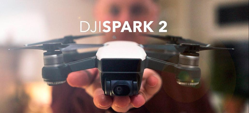 DJI Spark 2 pode ser lançado em julho com câmera 4K 30fps e gimbal
