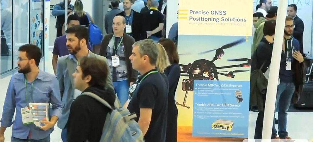 Droneshow 2019 promete mostrar tecnologias inéditas nacionais e internacionais em junho