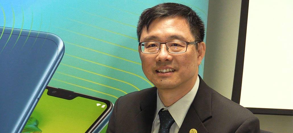 Entrevista com co-CEO da Asus, S.Y. Hsu, sobre os novos ZenFones e o futuro da empresa