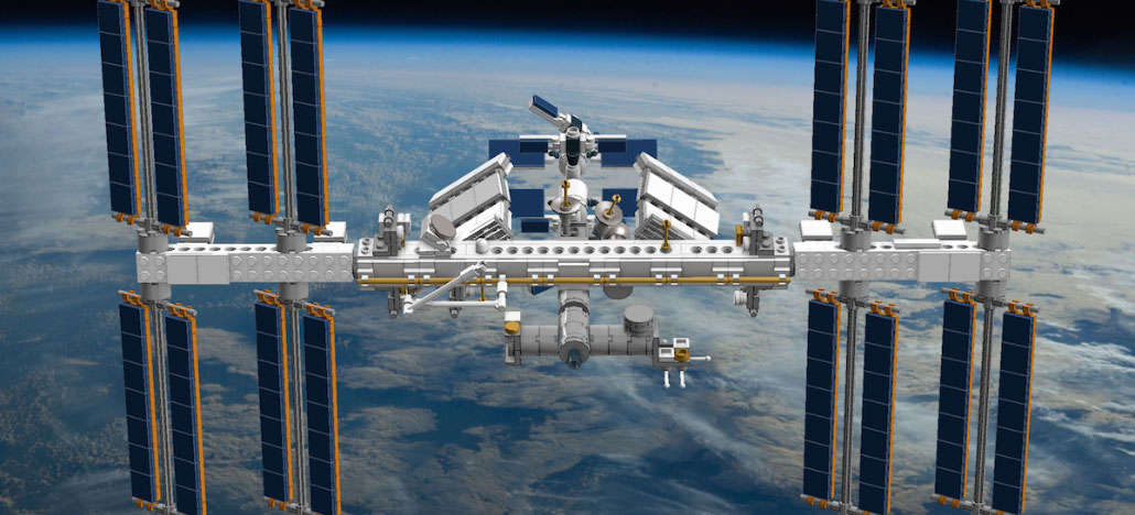 Furo encontrado na Estação Espacial Internacional pode ter sido feito por humano