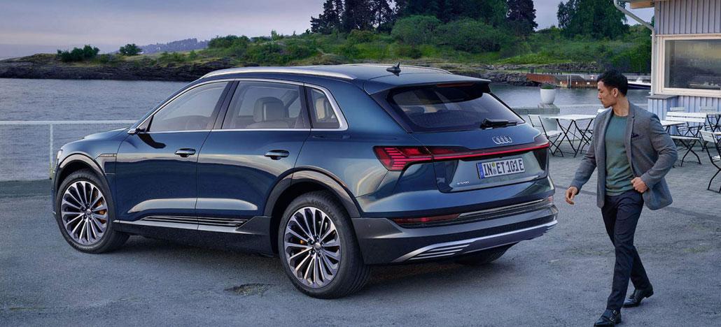 E-tron, o primeiro carro totalmente elétrico da Audi é anunciado