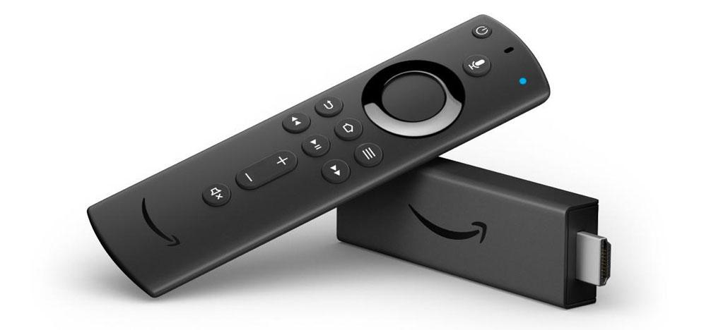 Amazon apresenta o Fire TV Stick 4K com suporte para HDR