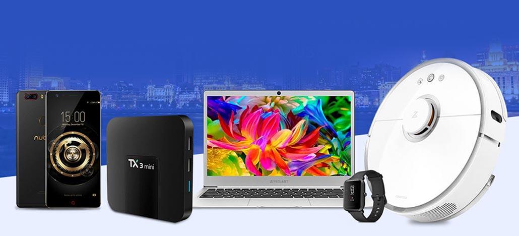 Black Friday chinesa (11.11) já está acontecendo e traz descontos de até 70% em gadgets; saiba onde comprar