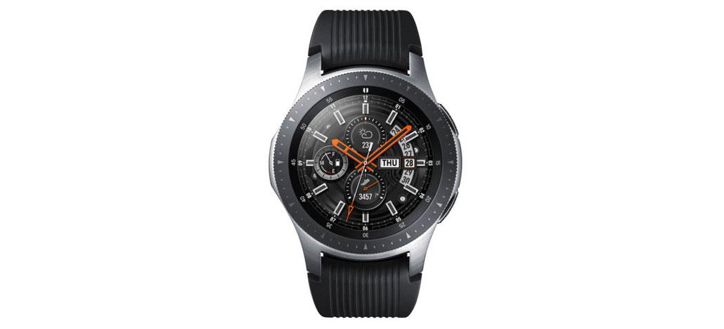 Galaxy Watch é o novo relógio inteligente da Samsung