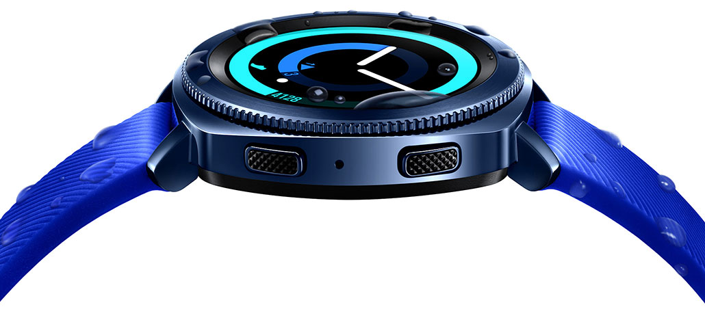 Surgem imagens dos smartwatches Samsung Galaxy Sport na internet [Rumor]
