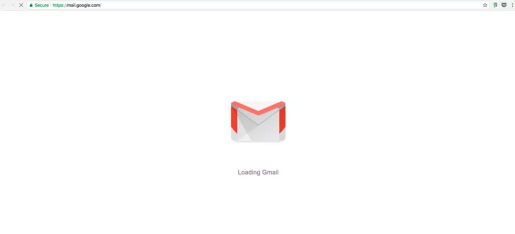 Novo Gmail pode trazer modo