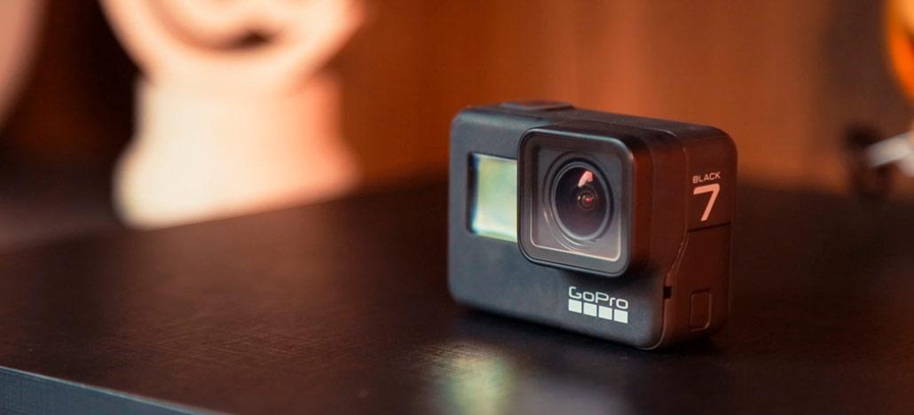 GoPro Hero 7 Black mantém o design tradicional, mas trouxe um grande avanço
