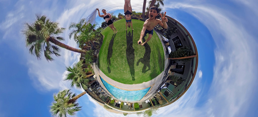 Análise em vídeo: GoPro Fusion - A câmera 360º com a melhor qualidade de imagem do mercado atualmente