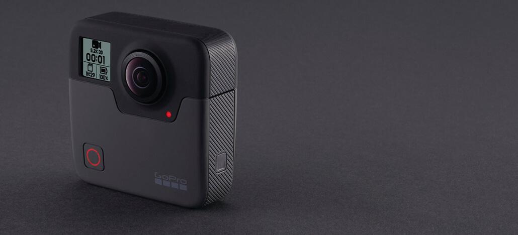 GoPro melhora resolução da Fusion VR através de atualização de software