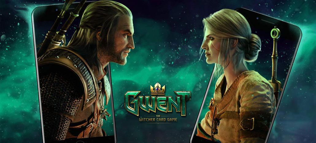 Gwent, spin-off de The Witcher 3, será lançado para Android e iOS neste ano