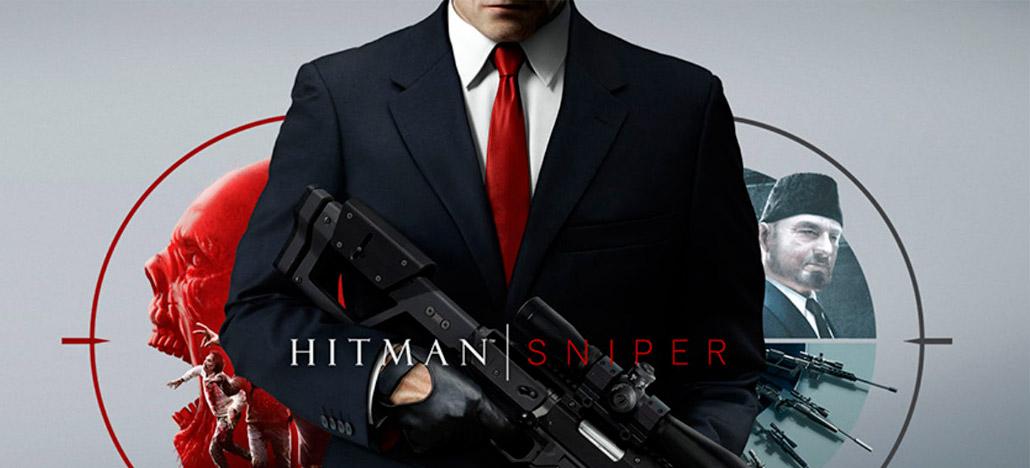Hitman Sniper está de graça na Play Store! A oferta do jogo gratuito é por tempo limitado