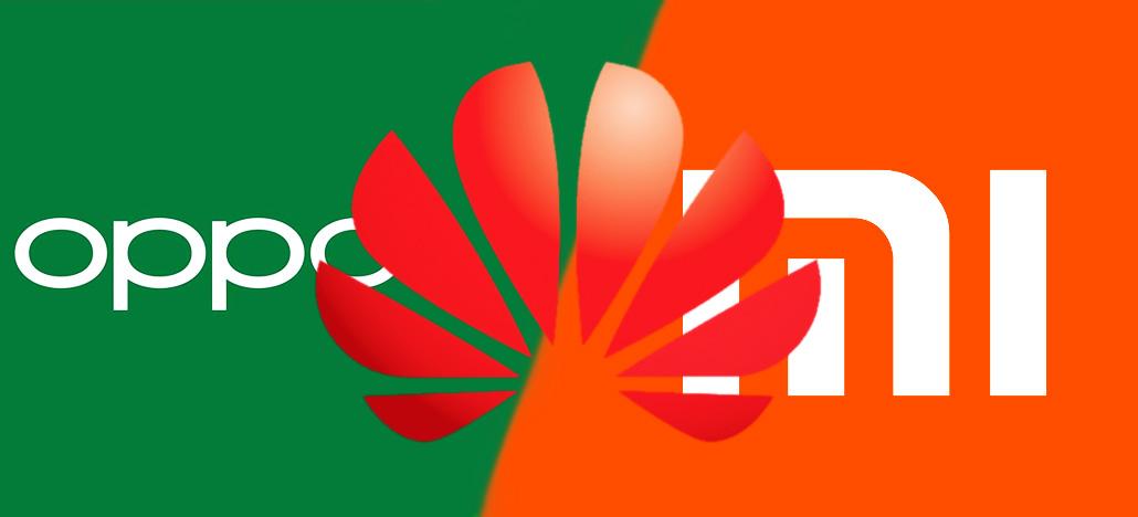 Xiaomi e Oppo já estariam testando sistema operacional da Huawei